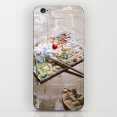 Artists Pallet. iPhone & iPod Skin