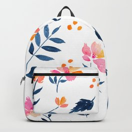 Midnight Blue Backpack