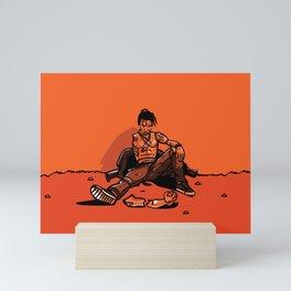 sicko mode Mini Art Print