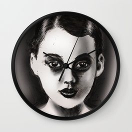 Marguerite Duras Wall Clock