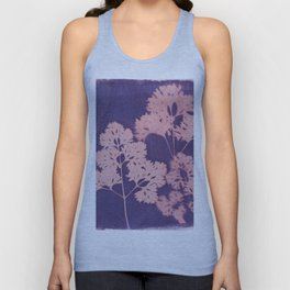 Cyanotype No. 10 Unisex Tank Top