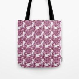 Hydrangea Pink Tote Bag