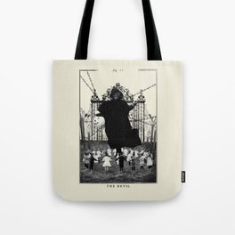 Fig. XV - The Devil Tote Bag