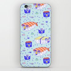Incognito Sushi iPhone Skin