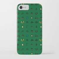 turtles iPhone & iPod Cases featuring Turtles by AboveOrdinaryArts