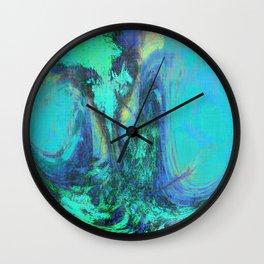 Ovoid Wall Clock