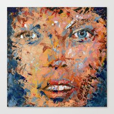 sedated dream Canvas Print