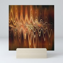 Earth Frequency Mini Art Print