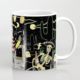 Dia De los Muertos/Day of the Dead Coffee Mug