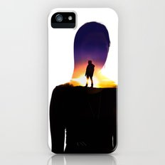 Sunsets & Silhouettes iPhone (5, 5s) Slim Case