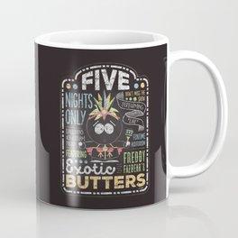 Exotic Butters Coffee Mug