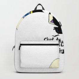 Calimero C'est trop injuste Backpack