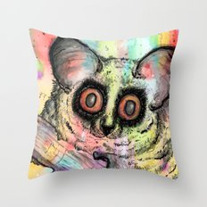 Hey (Bush) Babe! Throw Pillow