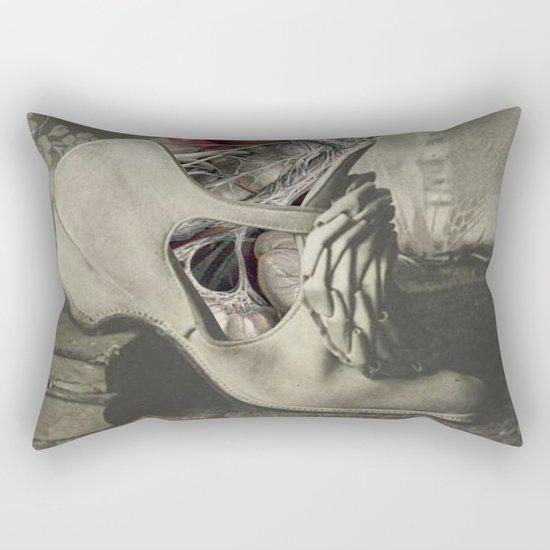 NUMBER 18 (SHOE) Rectangular Pillow