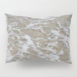 Foam of the ocean Pillow Sham