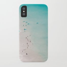 beach - summer love II iPhone Case