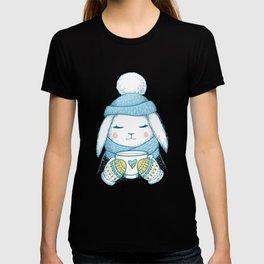 Winter Rabbit T-shirt