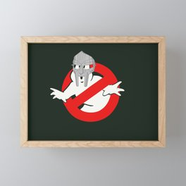 MF Busters Framed Mini Art Print