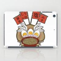 ramen iPad Cases featuring Ramen Love by ColourMoiChic