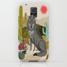 Wolf by Andrea Lauren  Slim Case Galaxy S5