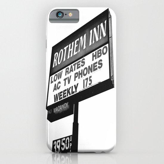 Rotham Inn  iPhone & iPod Case