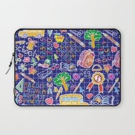 School teacher #7 Laptop Sleeve