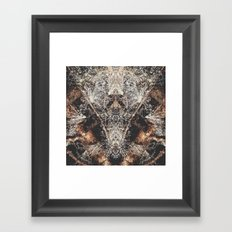Fantasy Forest Floor  Framed Art Print