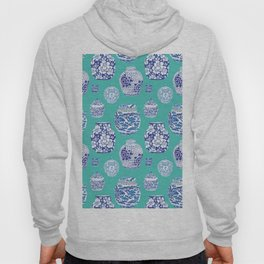 Chinoiserie Ginger Jar Collection No.5 Hoody