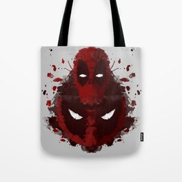 Dead Ink Blot Tote Bag