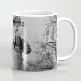 Angel. Novodevichy convent. Moscow. Coffee Mug