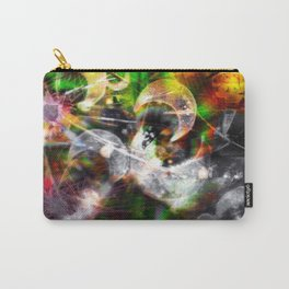 Dreaming...glitches Carry-All Pouch