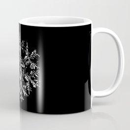 Snowflake vector - Gardeners dream black Coffee Mug