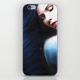 Starry Dreamer iPhone Skin