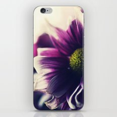 Mother's Day Purple Flower iPhone & iPod Skin