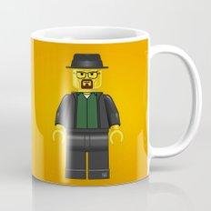 Lego Walter White - Vector Mug