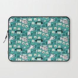 BMO patterns Laptop Sleeve