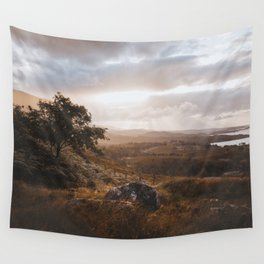 Wester Ross - Landscape and Nature Photography Wall Tapestry