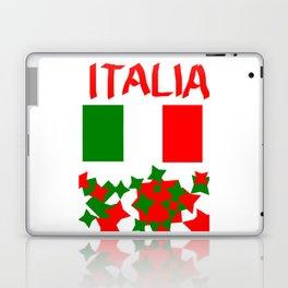 Italy  flag Laptop & iPad Skin