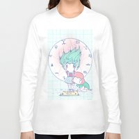 ouija Long Sleeve T-shirts featuring OUIJA by marmushka