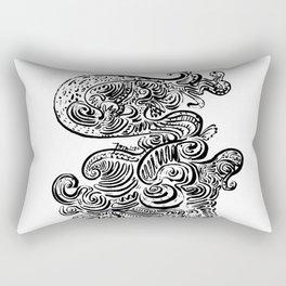 Flow 004 Rectangular Pillow