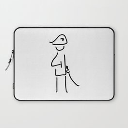Napoleon the military officer Laptop Sleeve