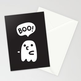 Cute ghosts Stationery Cards