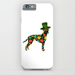 Happy St Patrick's Day ! | Brazilian terrier (Terrier brasileiro) dog, Animals iPhone Case