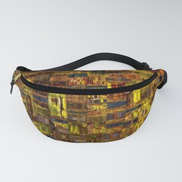 Colors of the City Fanny Pack