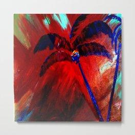 Royal Palms Metal Print