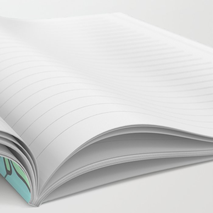 Wacky Pattern Notebook