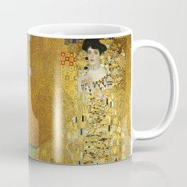 Gustav Klimt - Portrait of Adèle Bloch Bauer Coffee Mug