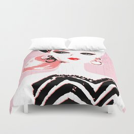 Classic Barbie Duvet Cover