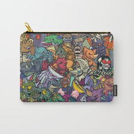 Kaiju Crew Carry-All Pouch