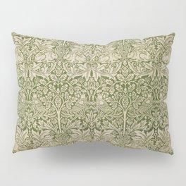 """William Morris """"Brer rabbit"""" 4. Pillow Sham"""